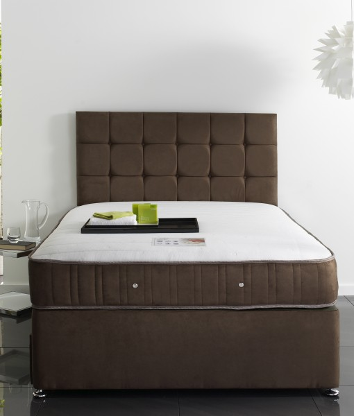 Manhattan 1000 Pocket Spring Divan Bed Bf Beds Leeds