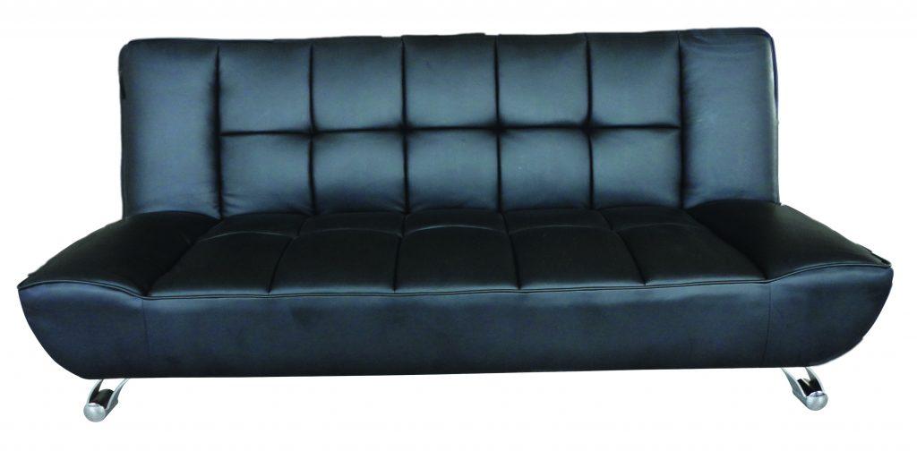 Vogue sofa bed bf beds leeds cheap beds leeds for Black divan bed with mattress