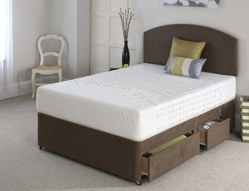 Suede divan base bf beds leeds cheap beds leeds for Cheap king size divan beds with storage