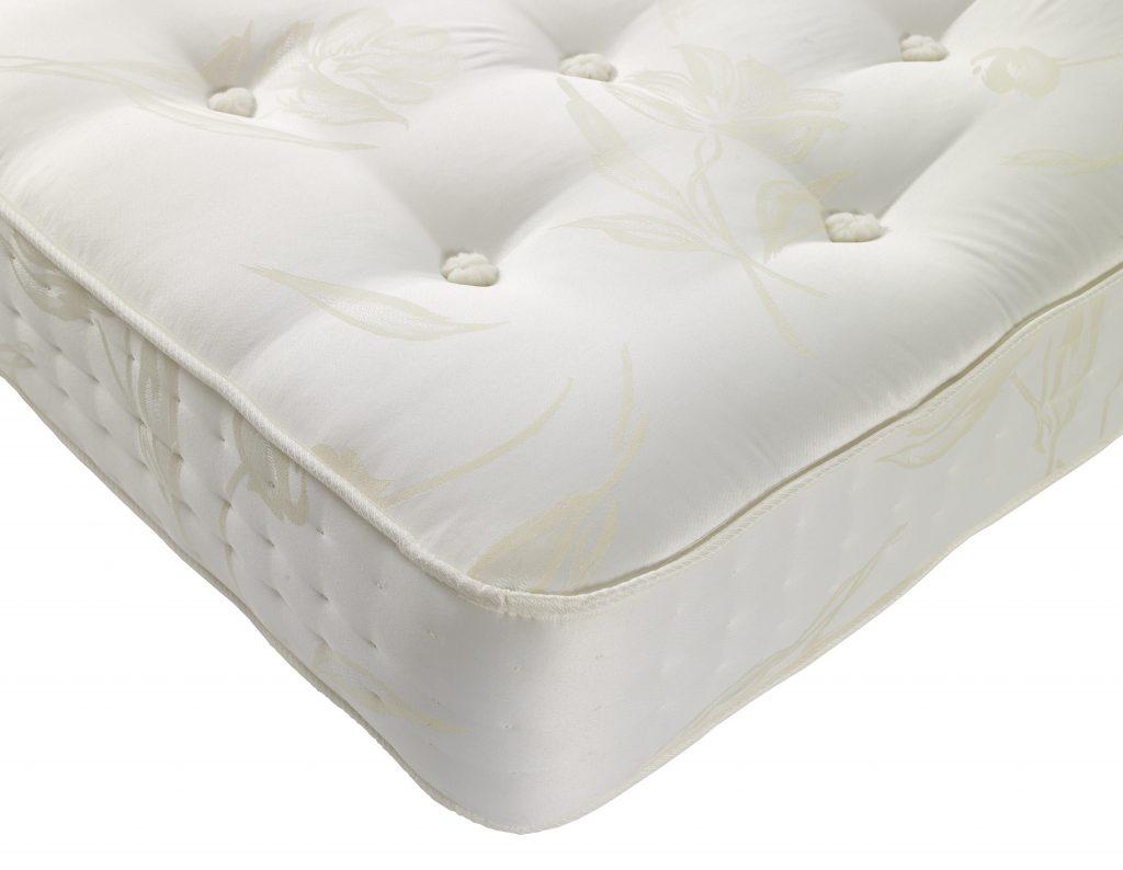 Kensington 1500 Pocket Spring Divan Bed Bf Beds Leeds