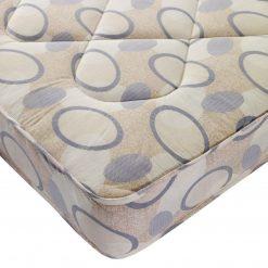 Deep quilt mattress