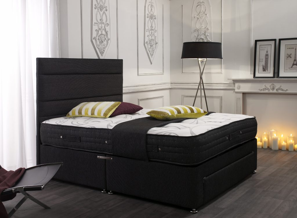 Mayfair 1500 pocket spring divan bed bf beds leeds for Cheap divan beds