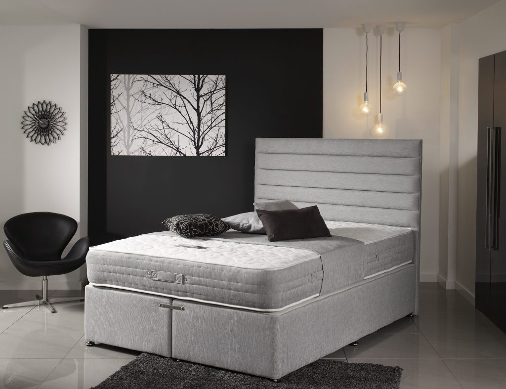 Pebbles 1500 Pocket Spring Divan Bed Bf Beds Leeds