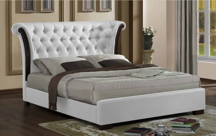 Chesterfield Sleigh Bed Bf Beds Cheap Beds Leeds