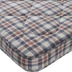 Light quilt mattress