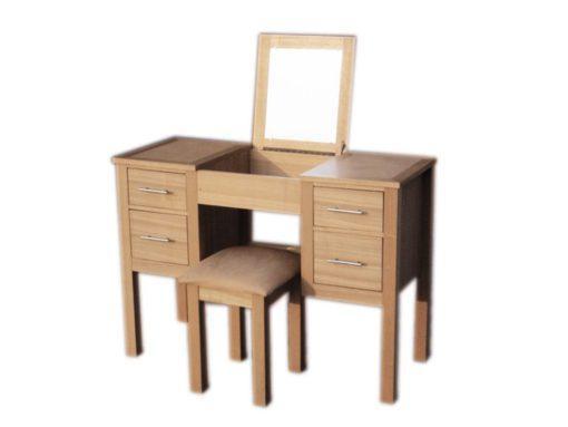 OAKRIDGE DRESSING TABLE & STOOL 2