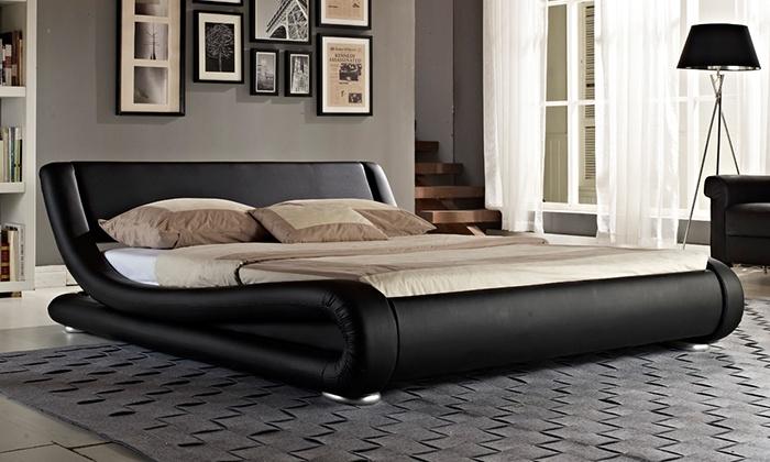 Galaxy Sleigh Bed Bf Beds Cheap Beds Leeds