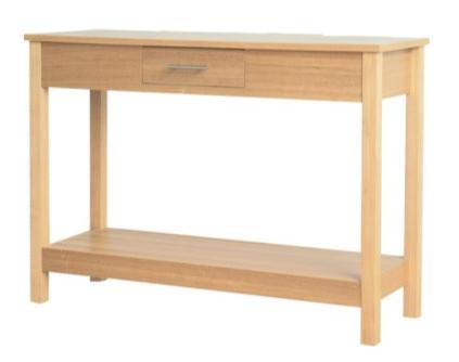 oakridge lpd console table