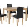 oakridge med table 4 chairs