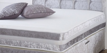 crush velvet mattress
