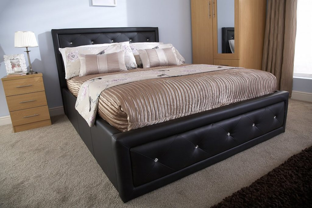 ceff38775a7d Hollywood Ottoman Bed BF Beds - Cheap beds - Leeds.