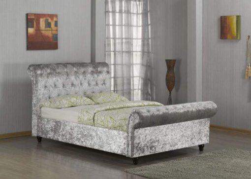 Pandora Sleigh Bed Bf Beds Cheap Beds Leeds
