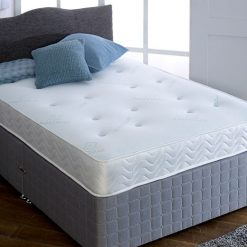 Stress free orthopaedic mattress with 1 cool-blue memory foam