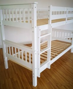 Dublin white bunks