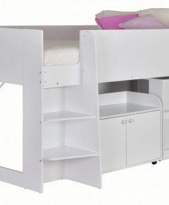 Astro study bunk bed